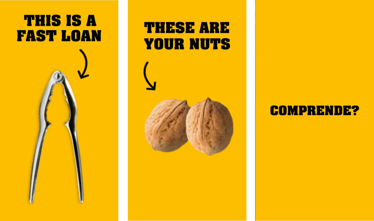 CALC Watch Your Nuts Campaign